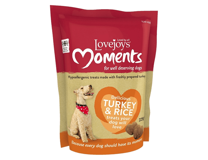 Love Joy Turkey and Rice Treats