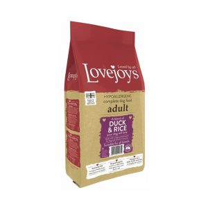 Lovejoys Adult Duck & Rice 2kg