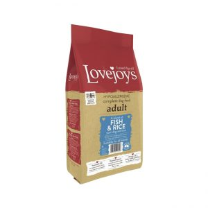 Lovejoys Adult Fish & Rice 12kg