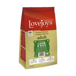 Lovejoys Adult Lamb & Rice 12kg