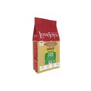 Lovejoys Adult Large Breed Lamb