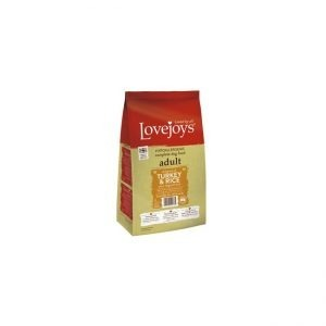 Lovejoys Adult Turkey & Rice 2kg