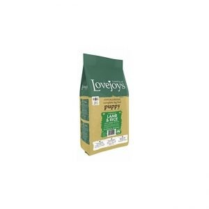Lovejoys Puppy Lamb & Rice 2kg