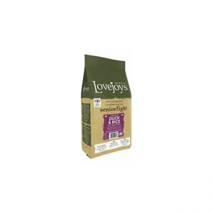 Lovejoys Senior/Light Duck & Rice 2kg