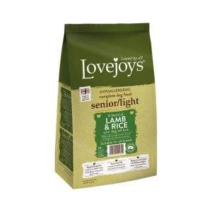 Lovejoys Senior/Light Lamb & Rice 2kg