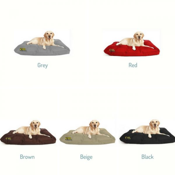 Dog Doza Waterproof Cushion Beds