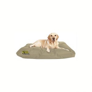 Dog Doza Waterproof Cushion Bed – high loft fibre filled