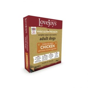 Lovejoys Chicken with Rice & Vegetables