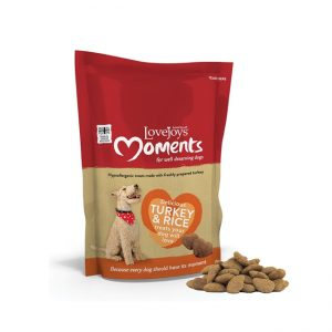 Lovejoys Moments Turkey & Rice Treats