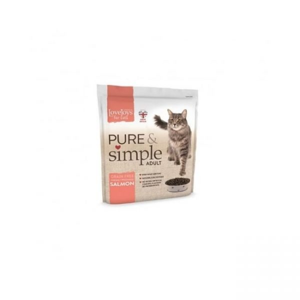 Lovejoys Pure & Simple Adult Cat Salmon