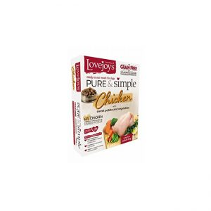 Lovejoys Pure & Simple Grain Free Chicken