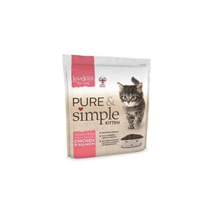 Lovejoys Pure & Simple Kitten Chicken & Salmon
