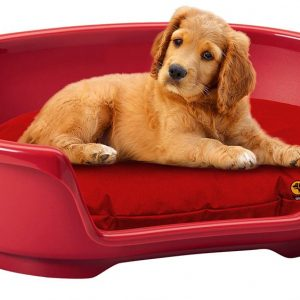 WATERPROOF OVAL BED
