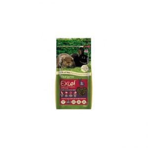 Burgess Excel Mature Rabbit With Cranberry & Ginseng (2kg)