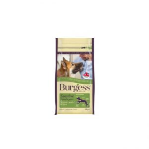 Burgess Sensitive Puppy Lamb & Rice