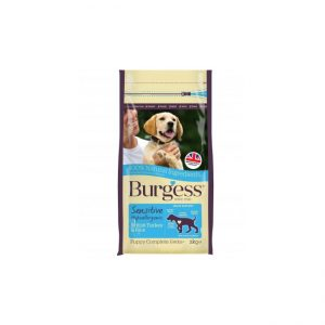 Burgess Sensitive Puppy Turkey & Rice
