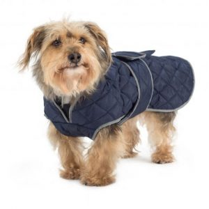 Ancol Quilted Dog Coat
