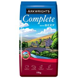 Arkwrights With Beef 15Kg