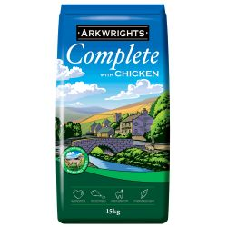 Arkwrights With Chicken 15Kg
