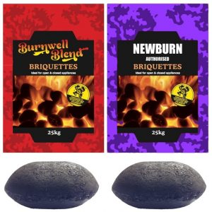 Newburn Smokeless coal (25Kg)