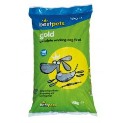 Bestpets Gold Dog Food 15Kg