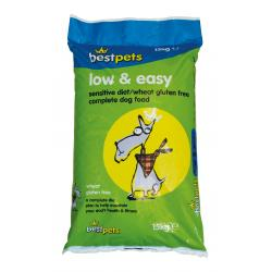 Bestpets Low & Easy Dog Food 15Kg
