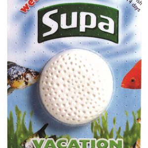 SUPA VACATION FISH FOOD 25G