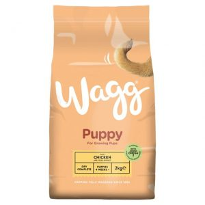 WAGG PUPPY CHICKEN 12KG