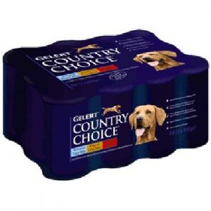 Gelert Country Choice Adult Variety ( 12 x 400g)