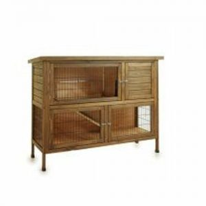 Home Sweet Home Hutch 'N' Down Double Large, 129X49X99CM