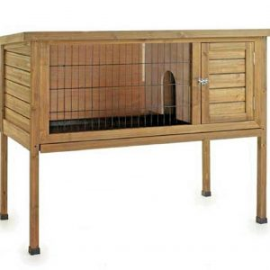 Home Sweet Home Hutch 'N' Fun Extra Large, 116X61X91CM