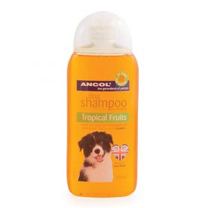 Ancol Tropical Fruits Shampoo, 200ML