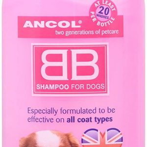 Ancol BB All Coats Shampoo 200ML