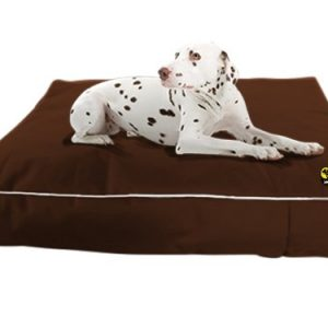 WATERPROOF MEMORY FOAM CRUMB DOG MATTRESS