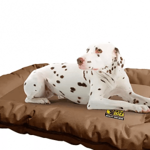 Dog Doza – Waterproof Dog Bolster Bed Mats – Zip Off Covers
