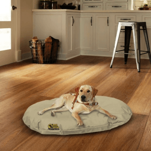 Waterproof Oval Beds For Baskets – Memory Foam CRUMB