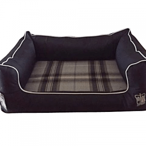 MEMORY FOAM SETTEE W/PROOF & FABRIC