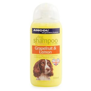 Ancol Lemon & Grapefruit Shampoo 200ML