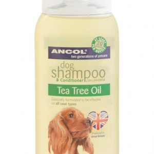 Ancol Tea Tree Shampoo 200ML