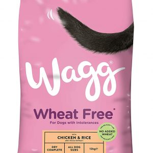 Wagg Complete Wheat Free Chicken 12KG