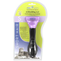 FURminator de-Shedding tool – Small Cat Short Hair, SML