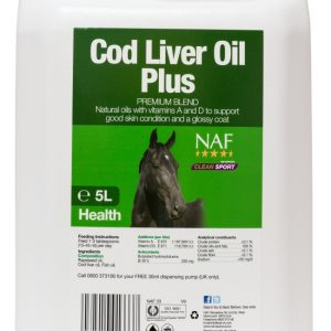 Cod Liver Oil Plus, 5LTR