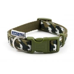 Ancol Collar Combat Green