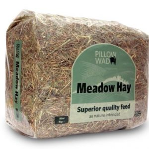 Pillow Wad Superior Hay