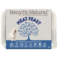 Benyfit Natural Meat Feast Turkey