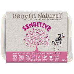 Benyfit Natural Sensitive Turkey