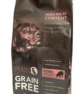 High Meat & Grain Free – Pork & Sweet Potato with Apple