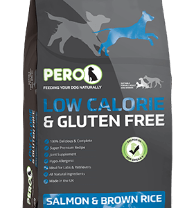 Low Calorie & Gluten Free – Salmon & Brown Rice