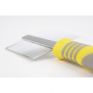 ANCOL DOUBLE SIDED COMB 13CM