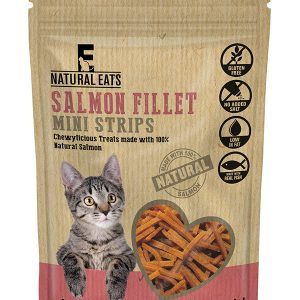 Salmon Fillet Mini Strips 50g